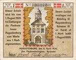 Germany, 1 Mark, 54.1b