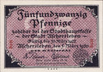 Germany, 25 Pfennig, 50.1