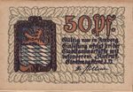 Germany, 50 Pfennig, A14.1