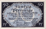 Germany, 50 Pfennig, 50.1