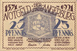 Germany, 25 Pfennig, 33.1a