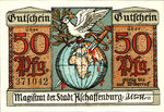 Germany, 50 Pfennig, A28.7