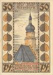Germany, 50 Pfennig, 21.2