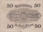 Germany, 50 Pfennig, A11.1a