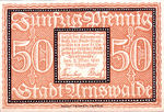 Germany, 50 Pfennig, A25.9b