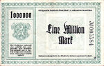Germany, 1,000,000 Mark, 15a