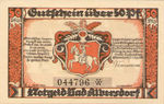 Germany, 50 Pfennig, 9.1