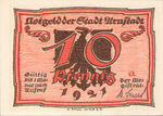 Germany, 10 Pfennig, 43.1