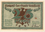 Germany, 25 Pfennig, 43.2