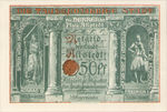 Germany, 50 Pfennig, 15.1
