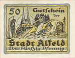 Germany, 50 Pfennig, A4.3b
