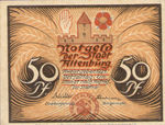 Germany, 50 Pfennig, 21.4