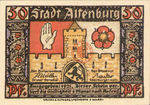 Germany, 50 Pfennig, 21.1b