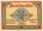 Germany, 50 Pfennig, 8.3a