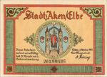 Germany, 75 Pfennig, 8.3a