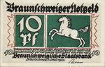 Germany, 10 Pfennig, 155.1c