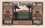 Germany, 25 Pfennig, 60.1a