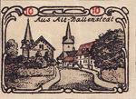 Germany, 10 Pfennig, 61.1a?