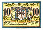 Germany, 10 Pfennig, 79.1a