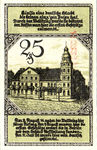 Germany, 25 Pfennig, 100.1a