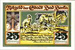 Germany, 25 Pfennig, 79.2a