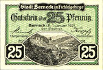 Germany, 25 Pfennig, B34.8b