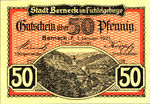 Germany, 50 Pfennig, B34.8c