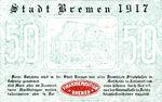 Germany, 50 Pfennig, B85.2