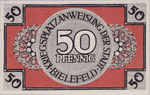 Germany, 50 Pfennig, B44.6
