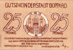 Germany, 25 Pfennig, 142.1