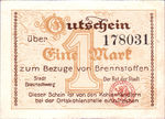 Germany, 1 Mark,