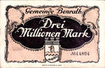 Germany, 3,000,000 Mark, 303b