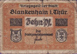 Germany, 10 Pfennig, B61.1b