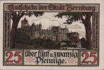 Germany, 25 Pfennig, 95.2a