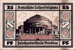 Germany, 25 Pfennig, 186.1