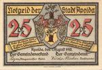 Germany, 25 Pfennig, 36.2
