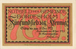 Germany, 75 Pfennig, 144.2