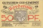 Germany, 50 Pfennig, 143.1