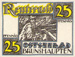 Germany, 25 Pfennig, 195.1