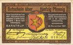 Germany, 50 Pfennig, 66.1