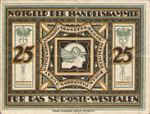 Germany, 25 Pfennig, A23.1