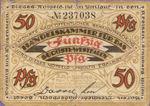 Germany, 50 Pfennig, A23.1