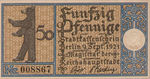 Germany, 50 Pfennig, 92.1 v2