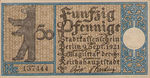 Germany, 50 Pfennig, 92.1 v3
