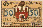 Germany, 50 Pfennig, 95.2a