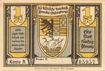 Germany, 1.5 Mark, 149.1a