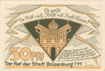 Germany, 50 Pfennig, 134.1a
