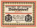 Germany, 75 Pfennig, 200.1