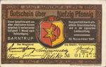 Germany, 50 Pfennig, 66.2