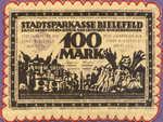 Germany, 100 Mark, 034c